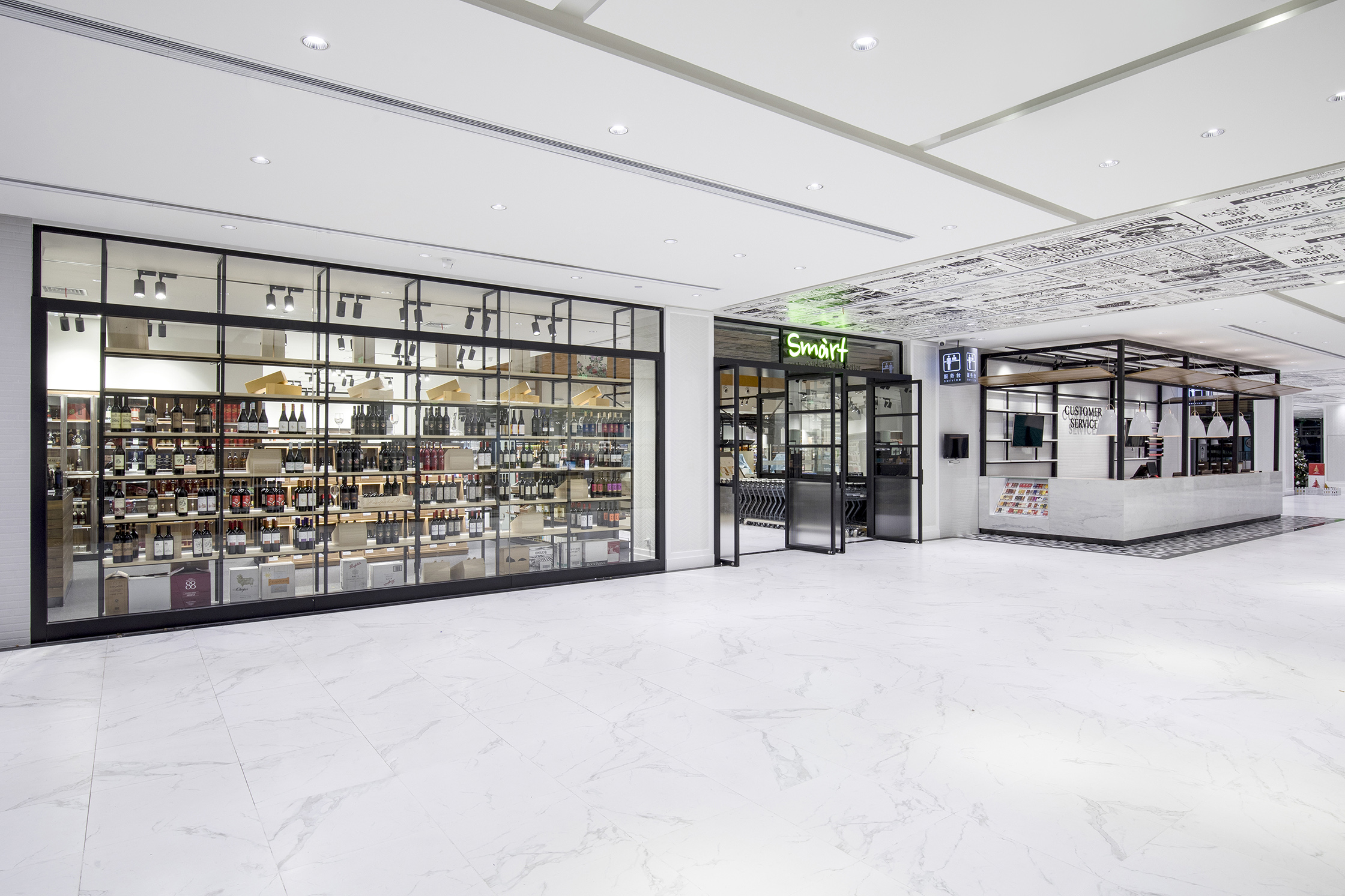 Mall Corridor