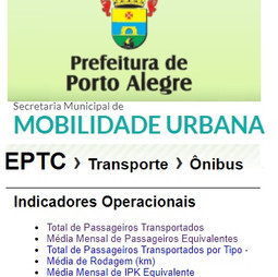 EPTC - Porto Alegre/RS