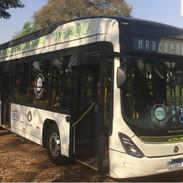 Ônibus Elétrico - BYD-CPFL-Unicamp