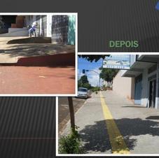 Programa de Calçadas - Fóz do Iguaçu/PR