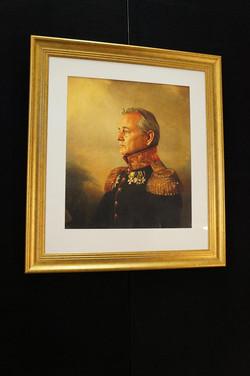 Bill Murry portrait