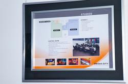 Formal corporate framing