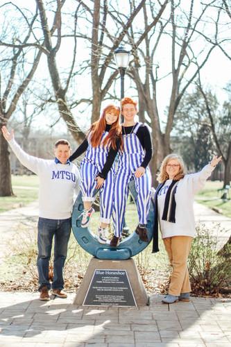 True Blue Family