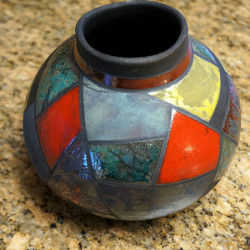 Pot of Many Colors