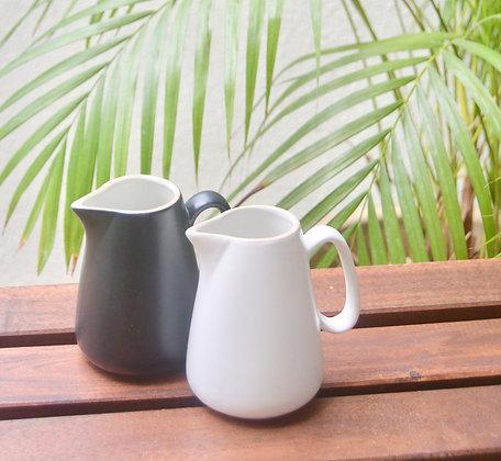 Stoneware Milk Pot