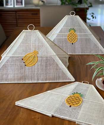 Collapsable Food Cover