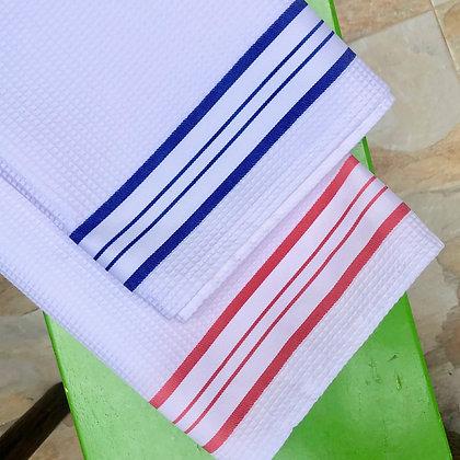 Waffle Tea Towels (Set of 2)