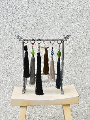 Decorative Tassels (Navy Series)