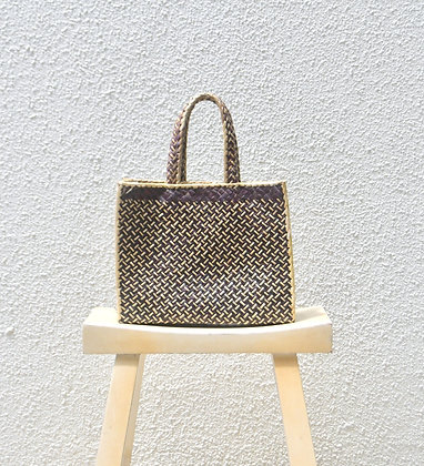Woven Seagrass Tote Bag (Sizes Available)