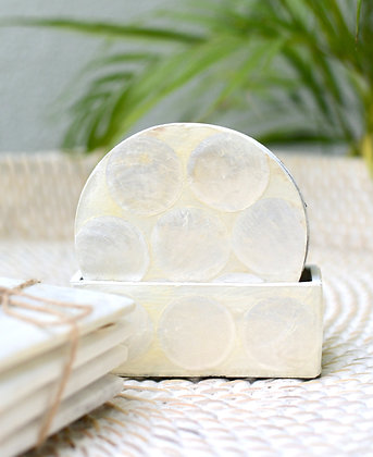 Mother of Pearl Coaster (Set of 6)