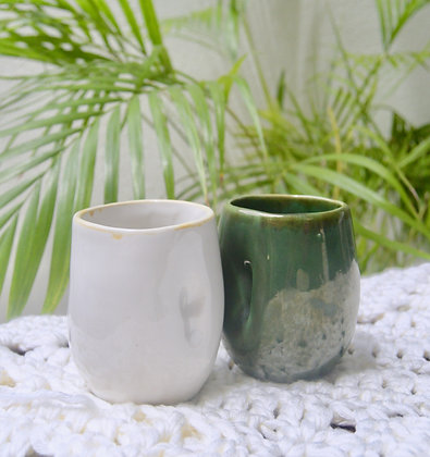 Ceramic Tea Mug (Set of 2)
