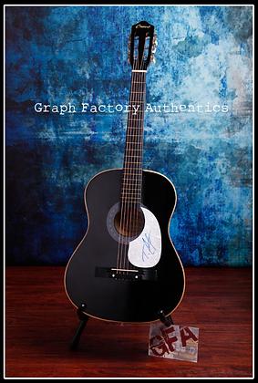**GFA Dawes (Band) *TAYLOR GOLDSMITH* Signed Acoustic Guitar COA**