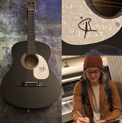 GFA Party of One * BRANDI CARLILE * Signed Autographed Acoustic Guitar PROOF COA