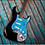 Thumbnail: GFA DMB Frontman * DAVE MATTHEWS * Signed Full Size Electric Guitar COA