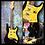 Thumbnail: GFA Dizzy, Gilby, Matt Sorum * GUNS N' ROSES * Signed Electric Guitar PROOF COA