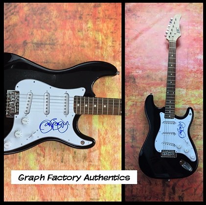 GFA American Rock Star * JON BON JOVI * Signed Electric Guitar COA