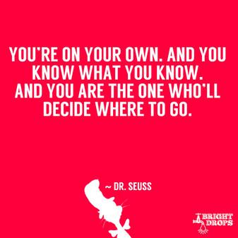It's Dr Seuss Day!