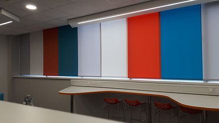 Panel Blinds #1