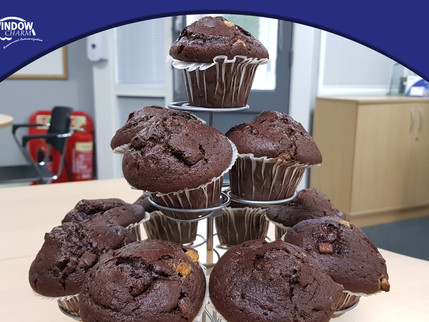 It's Chocolate Cake Day!