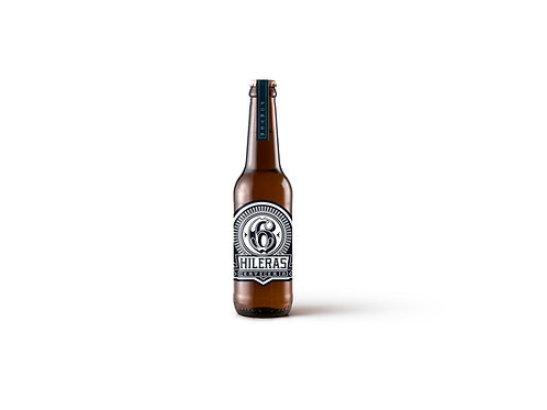 Cerveza Hileras Porter