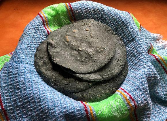 Tortilla azul KG