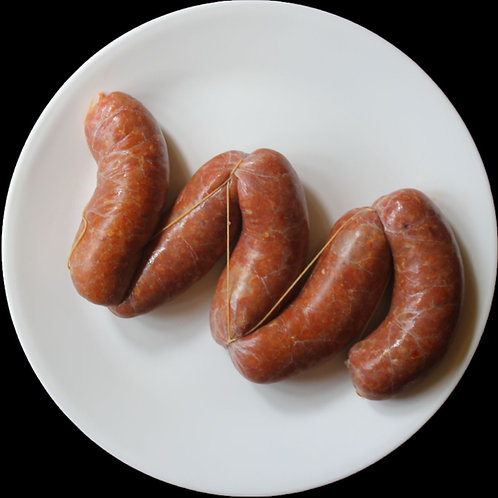 Pavo gourmet en chorizo