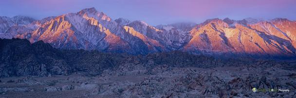 """Fire on the Mountain"" - California"