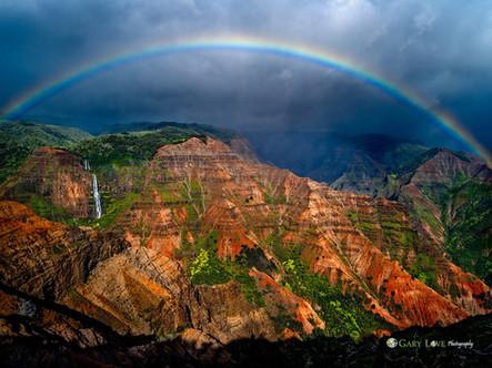 """The Sun is Shining Down"" - Kauai, HI"