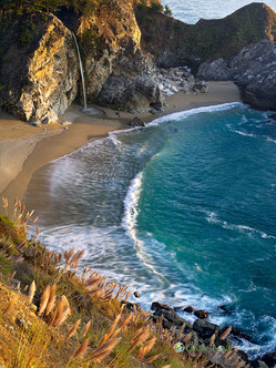 """Down Along the Cove"" - California"