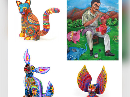 The History of Mexican Artist Pedro Linares Lopez