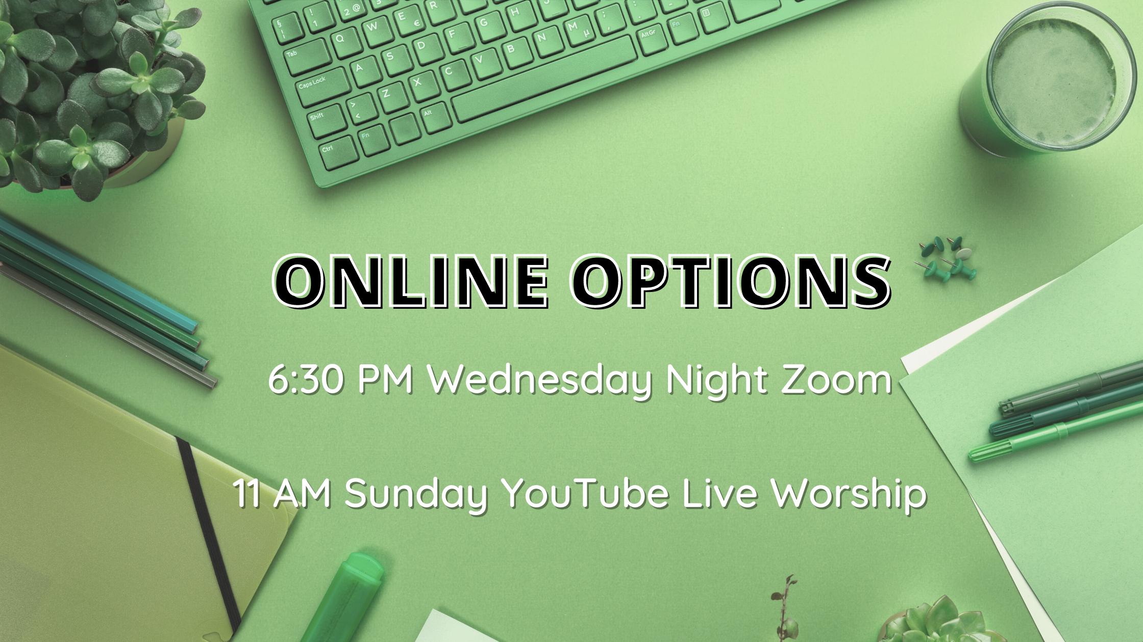 Online Options