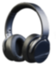 SHIVR Headphone - Premium noise cancelling 3D headphone
