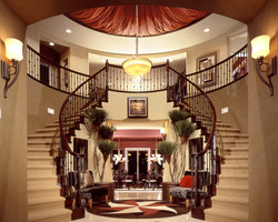 Beautiful Entry Staircase This Luxury St