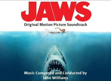 "John Williams – ""Jaws Soundtrack"" (1975) Review[Musical Monday]"