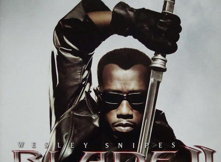 Blade II Soundtrack Review[Musical Monday]