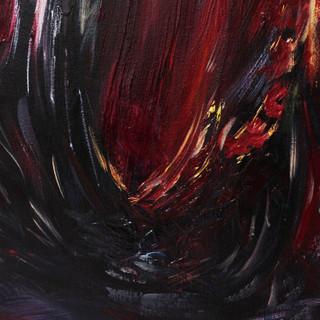 Plamen (detail)