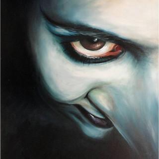 Darkness (self portrait)
