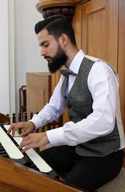 Mészáros Zsolt Máté orgonaművész