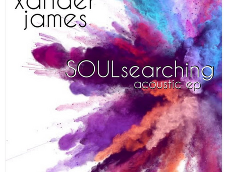 SOUL SEARCHING - EP XANDER JAMES iTunes