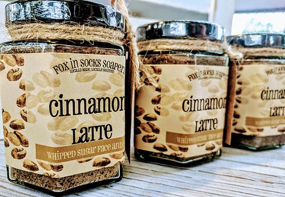 Whipped Cinnamon Latte Body Scrub