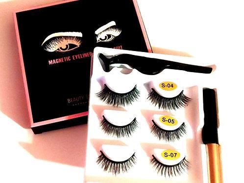Best-selling luxurious magnetic eyelashes