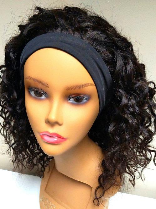 Headband Wig - Synthetic