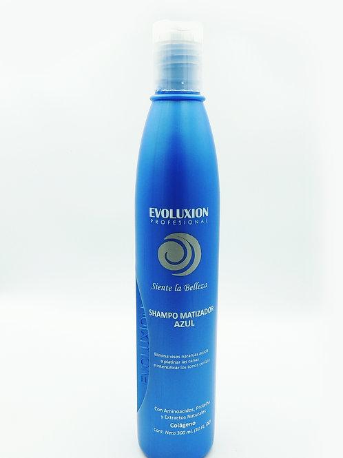 Shampoo Matizador Azul