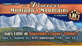 art show for montana mountains