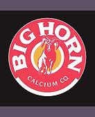 logo for bighorn calcium crushing company