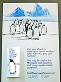 penguin art energy promo