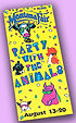 party animals theme