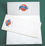 a fun letterhead design