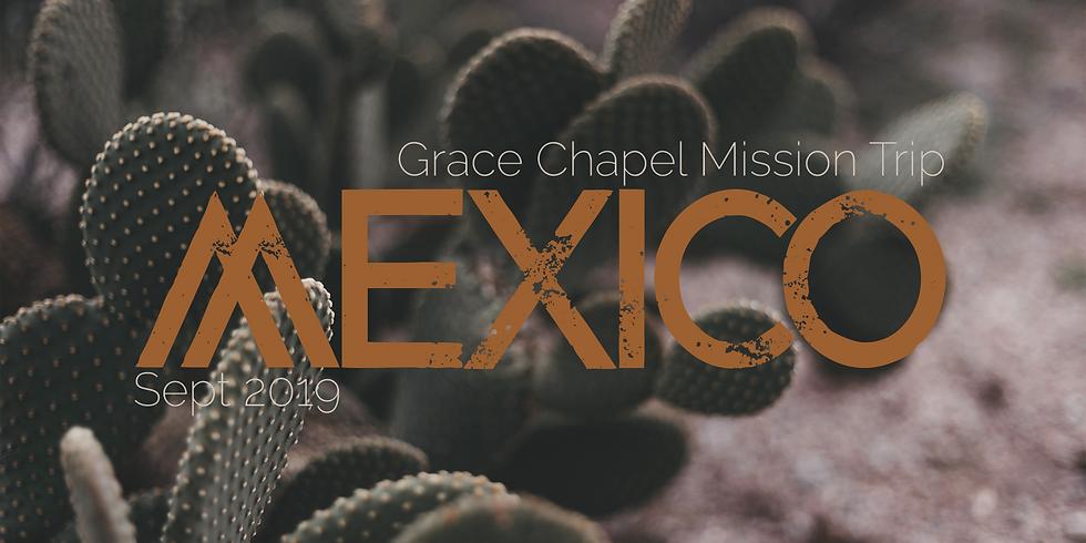 2019 Mexico Mission Trip