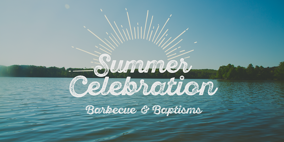 Barbecue & Baptisms